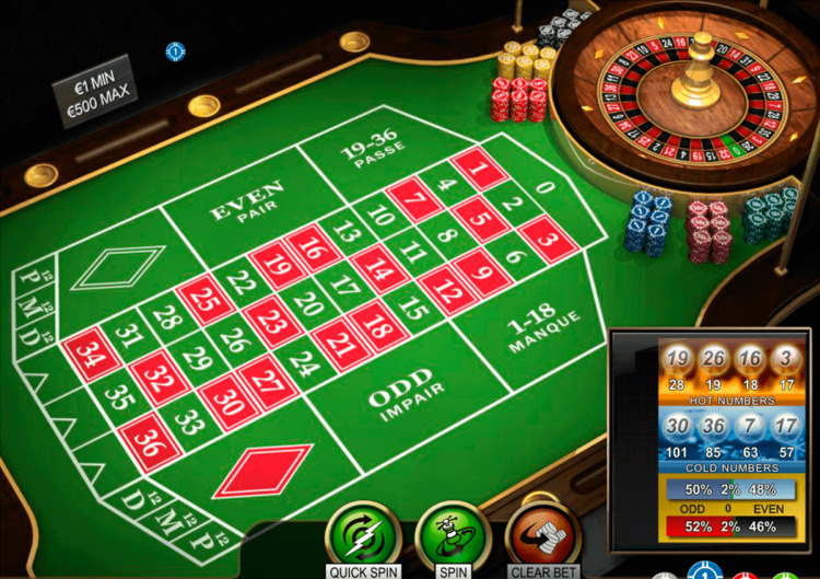 French Roulette Online Simulator And Free Roulette Games In Australian Online Casinos Casino Roulette Free Online Games